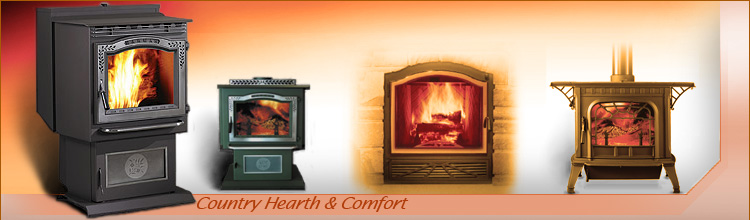 Country Hearth And Comfort